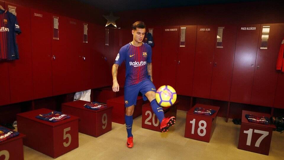 Foto: Divulgação/Barcelona FC