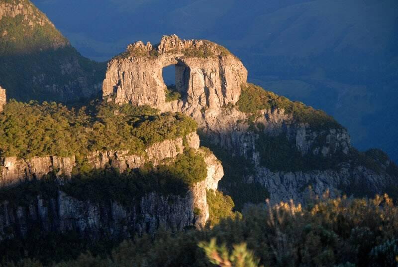 Toda biodiversidade do ecossistema do Sul brasileiro está no Parque Nacional da Serra Geral. Foto: Reprodução