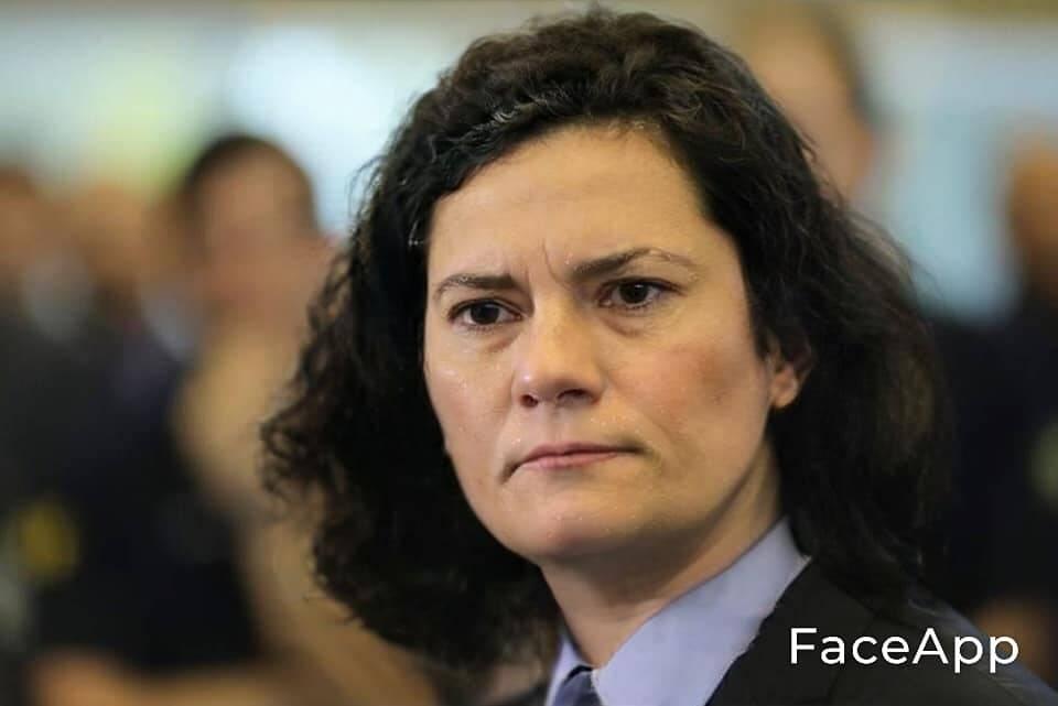 Juíza Mara, a falsa. Foto: Reprodução/Facebook
