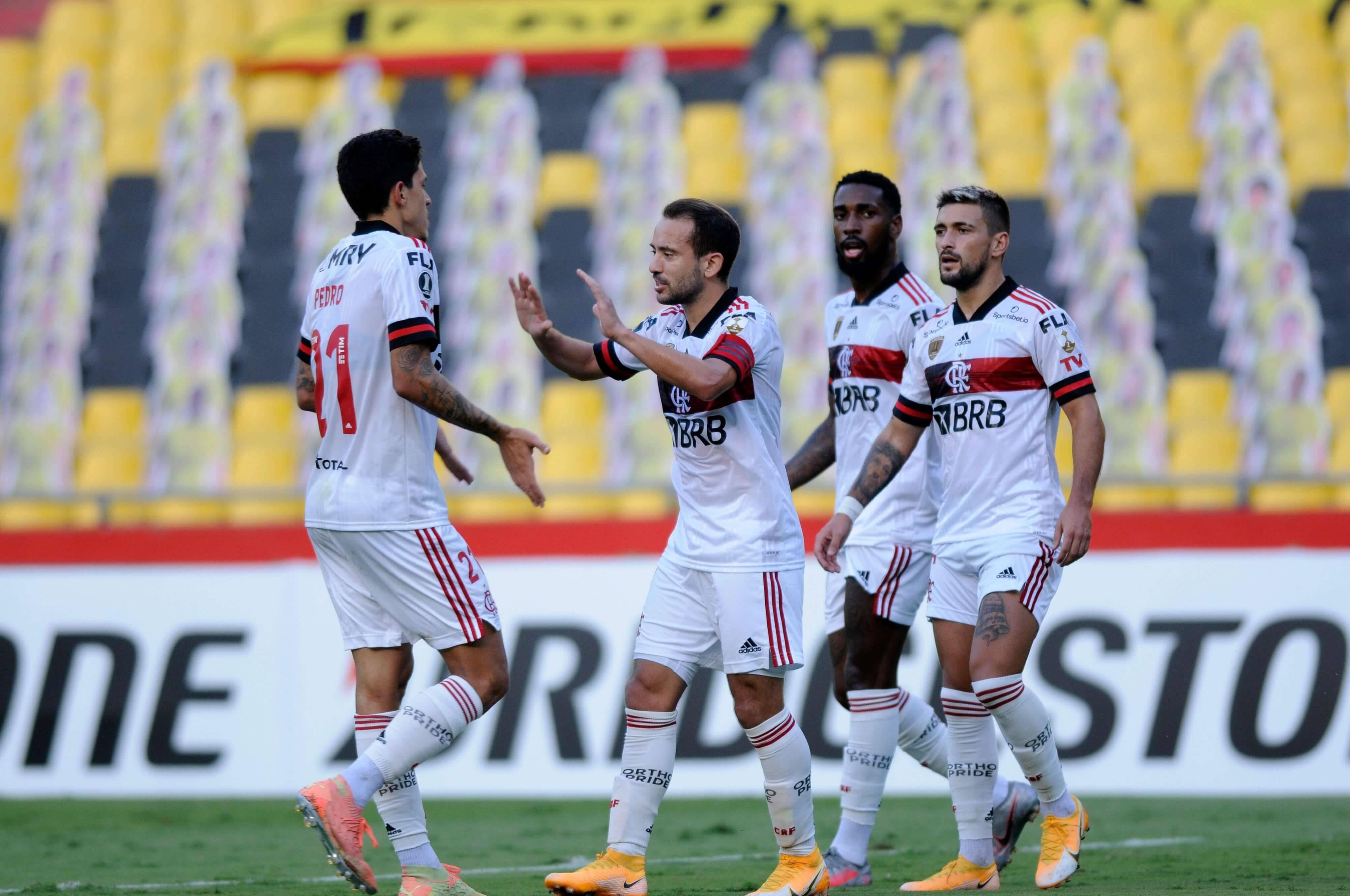 Foto: Reprodução/Twitter Conmebol Libertadores
