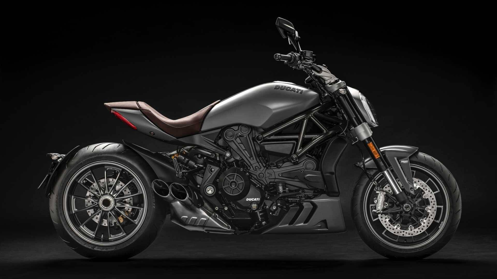 Ducati XDiavel Dark. Foto: Divulgação