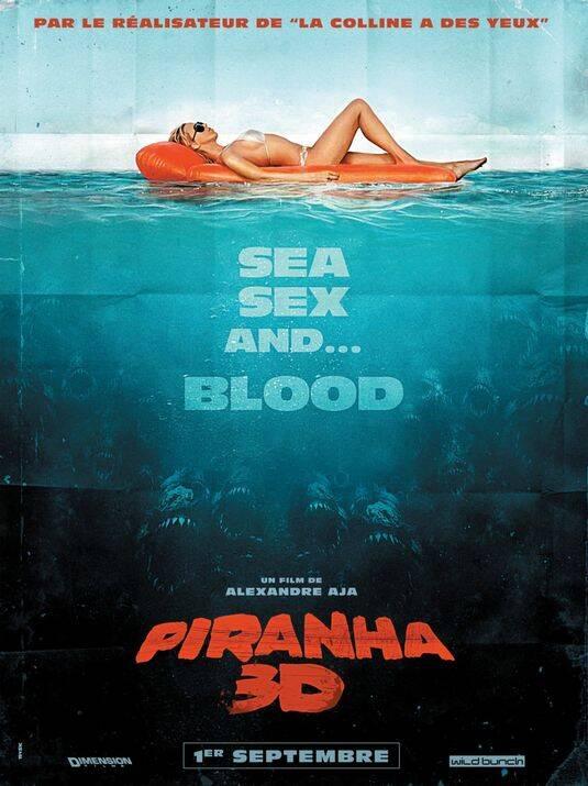 Resultado de imagem para piranha 3d filme