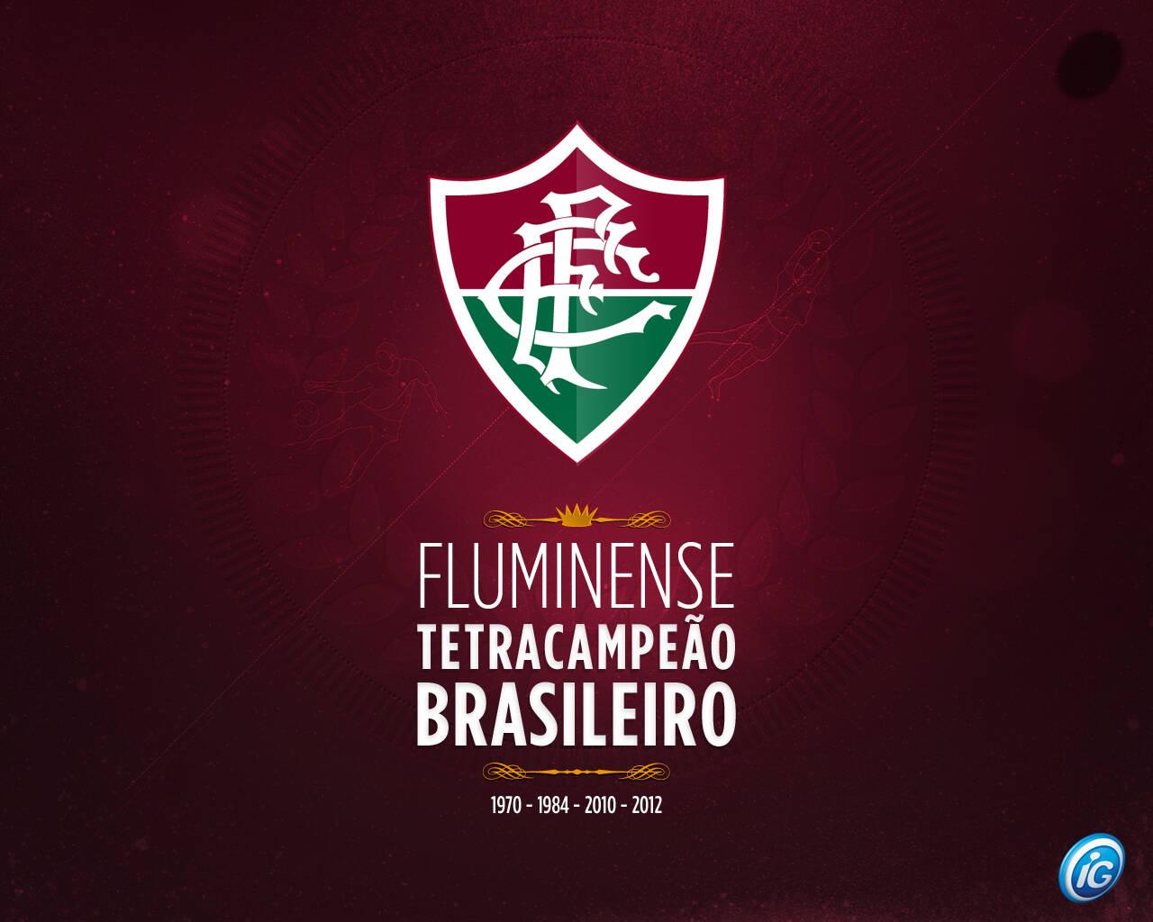 Baixe os pôsteres do Fluminense tetracampeão brasileiro - Futebol - iG e36f80940a451
