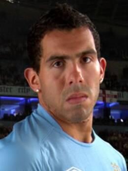 Carlos Alberto Tevez