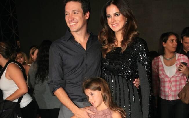 Rodrigo Faro, Vera Viel e Clara