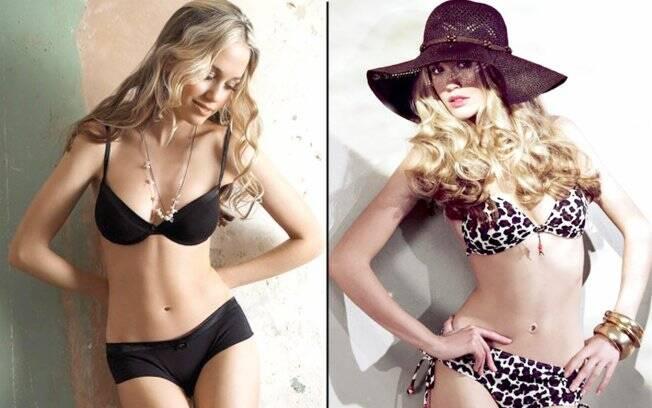 Florence Brudenell-Bruce, modelo: queda pelas loiras