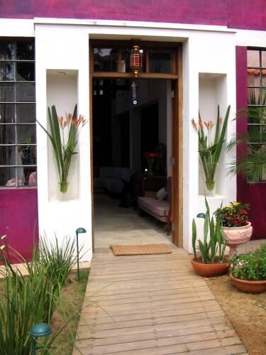 A entrada a primeira impress o decora o ig - Entraditas de casa ...