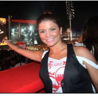 Bárbara Borges: sacrifício para estar bem na avendida