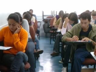 Mais de 4 milhões de estudantes fizeram o Exame Nacional do Ensino Médio