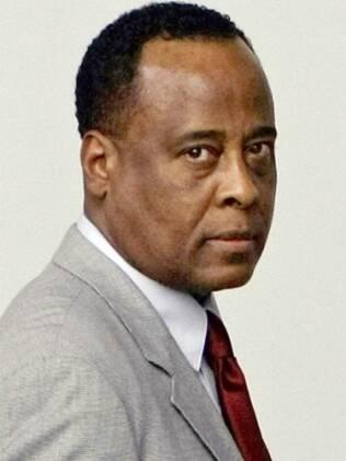 Conrad Murray, médico acusado da morte de Michael Jackson