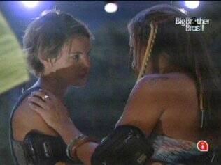 Para Talula, o que rola entre Diana e Natália não é só amor de amigas