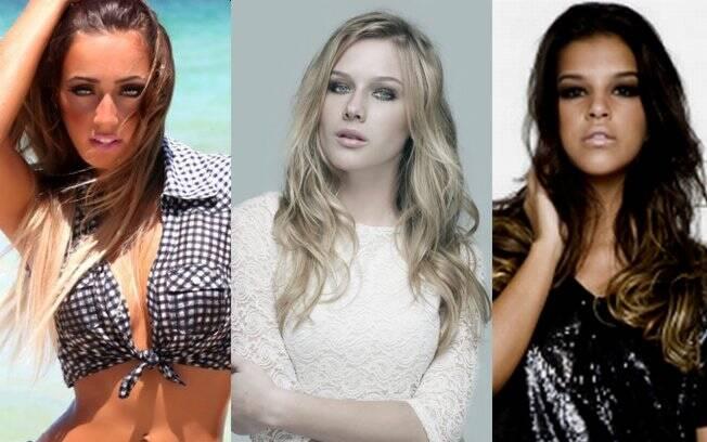 Atrizes concorrentes: Mariana Fusco, Fiorella Mattheis e Mariana Rios. Quem viverá Angel em