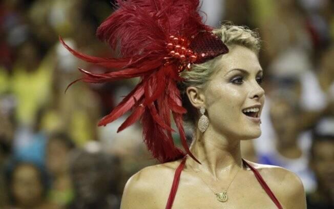 ...  span Ana Hickmann já foi rainha de bateria da Grande Rio  span b1a665ea2e