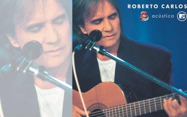 Roberto Carlos grava
