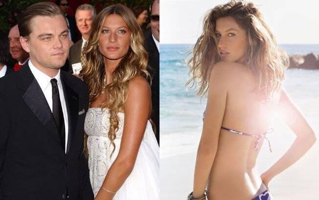 De longe, Gisele Bündchen foi a namorada com quem Leo ficou mais tempo. No total foram cinco anos, entre 2000 e 2005. Não precisa falar nada sobre Gisele, certo?