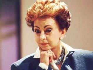 Odete Roitman (Beatriz Segall) em