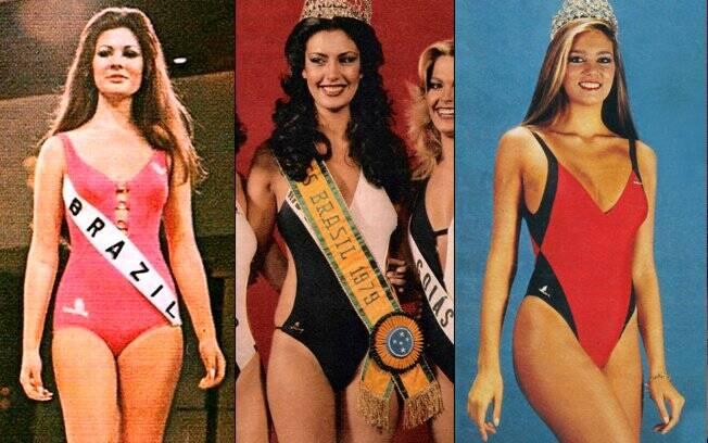 Rejane Vieira Costa (1972), Marta Jussara (1979), Márcia Gabrielle (1985)