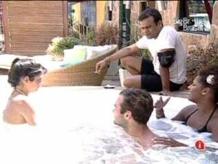 Brothers conversam sobre Paredão e atitudes de Diogo