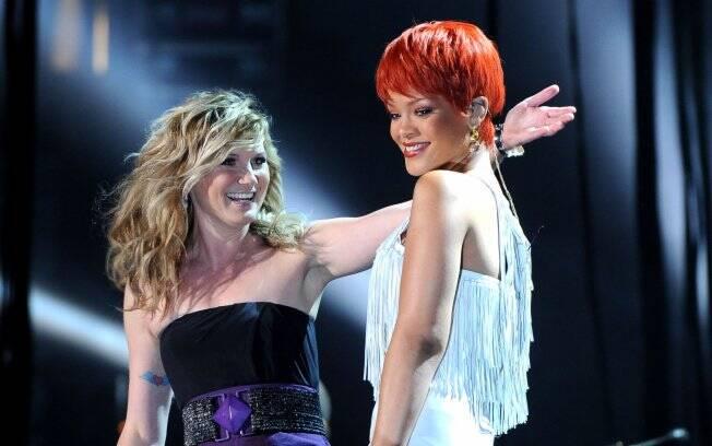 Rihanna e Jennifer Nettles