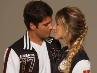 Bruno Gagliasso e Giovanna Ewbank:  química e romance