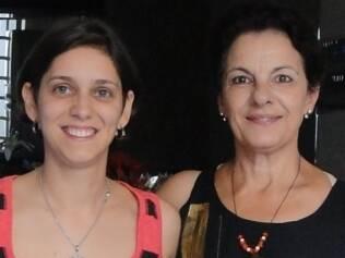 Renata (nora) e Ivone (sogra) são ótimas amigas