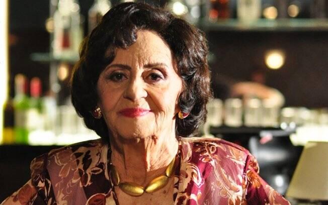 Laura Cardoso como Glória, em