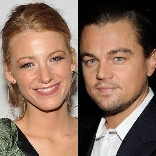 Blake Lively e Leonardo DiCaprio