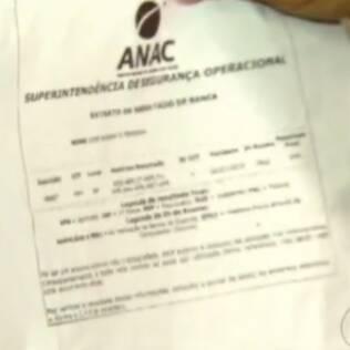 Resultado de prova da ANAC