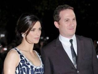 Rachel Weiz e Darren Aronofsky