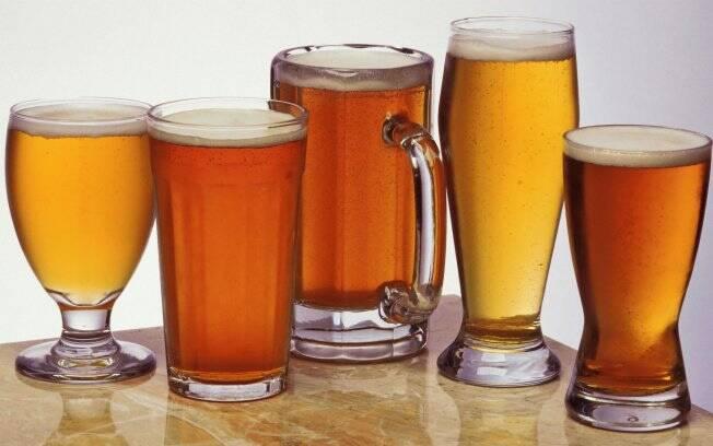 Opções enfileiradas: escolher a cerveja certa para a comida é mais fácil do que escolher o vinho