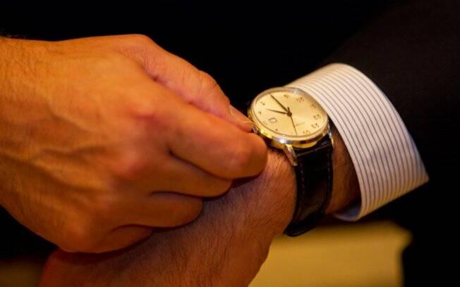 a9b90e8c170 Um novo relógio H. Stern. Com a assinatura de Rogério Fasano - Mauro ...