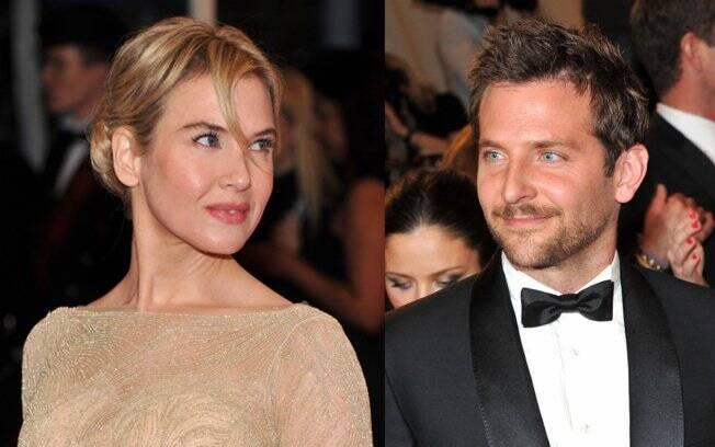Renée Zellweger e Bradley Cooper no Met