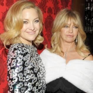 Kate Hudson e mãe, Goldie Hawn