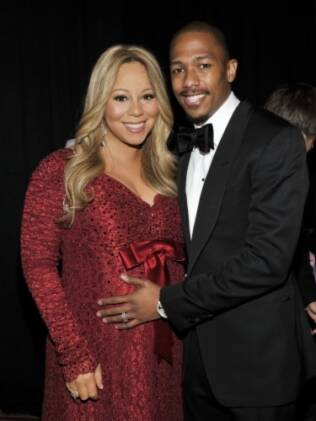 Mariah Carey e Nick Cannon: pais pela primeira vez