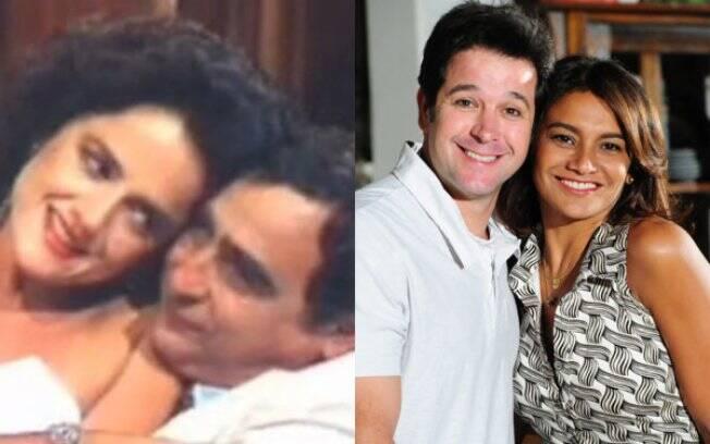 Na versão anterior, Ari (Luiz Gustavo) ficou com Suzana (Marieta Severo). Desta vez, o personagem (Murilo Benício) optou por Marta (Dira Paes)