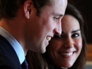 Príncipe William e Kate Middleton: na capa da