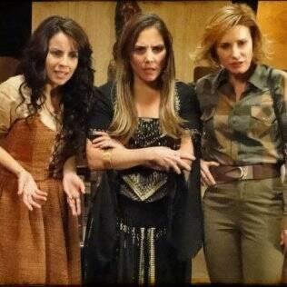 Bartira, Neusa e Penélope descobrem que estão sendo enganadas. Cena vai ao ar nesta quinta-feira (14)