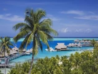 Taiti: apesar de ser uma viagem cara, é um dos destinos que, com toda certeza, mais encanta os casais