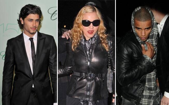 Madonna: dois namorados?
