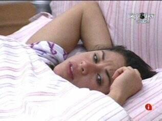 Maria fala sobre a eliminação de Adriana