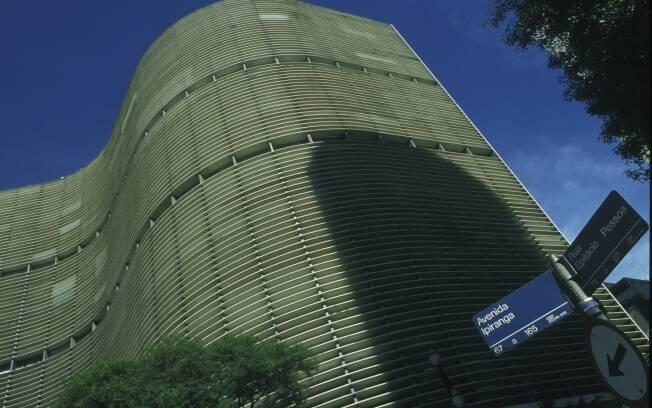 As linhas curvas do Copan são prova da influência de Oscar Niemeyer na arquitetura paulistana