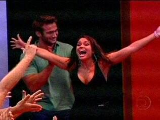 Com 43% dos votos, Maria é a grande campeã do Big Brother Brasil 11