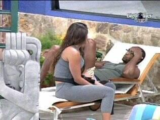 Lucival assume que ficaria tranquilo, caso Adriana o tivesse indicado ao Paredão