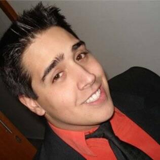 Lucas Sabben, de 21 anos, que ficou tetraplégico em um acidente há três anos