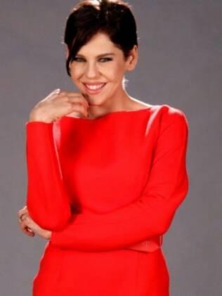 Bárbara Paz comemora o papel de vilã em Morde & Assopra
