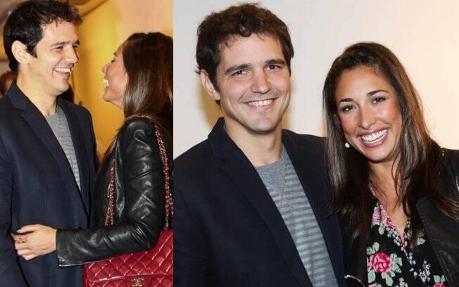 Giselle e Rodrigo Gimenes: namoro na ponte-áerea e via Skype