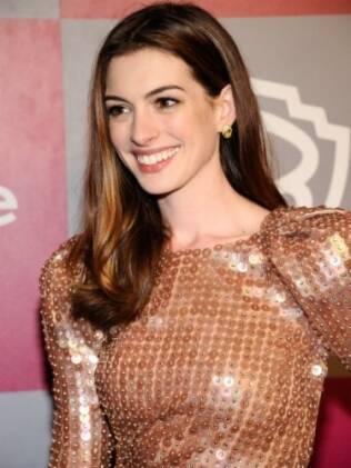 Anne Hathaway: enfim, em
