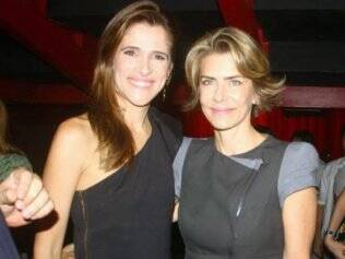 Ingrid Guimarães e Maitê Proença