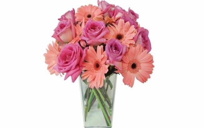 Gérberas e rosas estão entre as flores mais procuradas pelos brasileiros