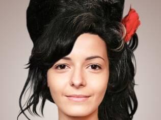 Cabelo de Amy Winehouse